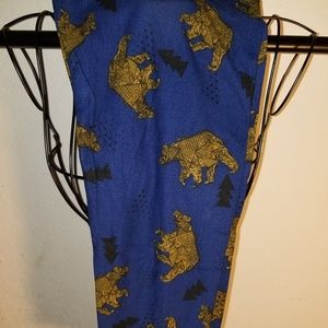 LuLaRoe Pants - Rare Lularoe Leggings
